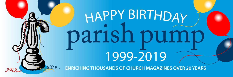 Happy Birthday Parish Pump!